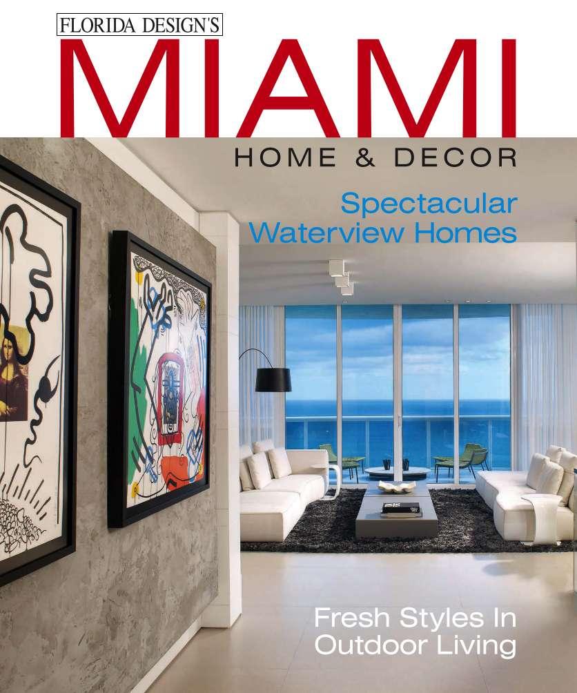 Charming Miami Home U0026 Decor