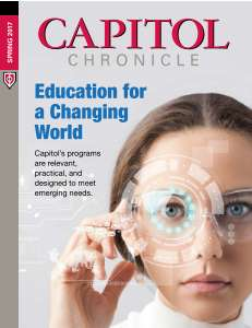 Capitol Chronicle Fall 17